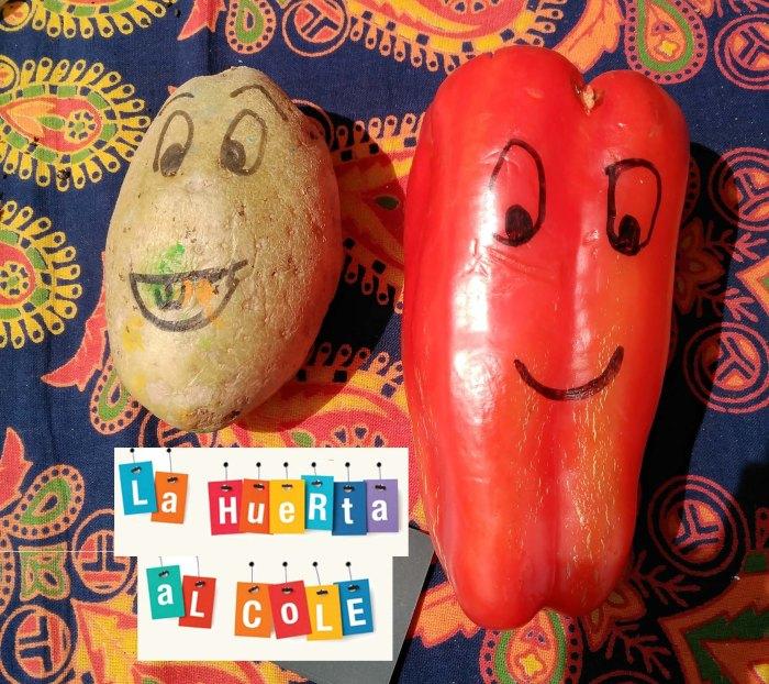 doña patata y don pimiento